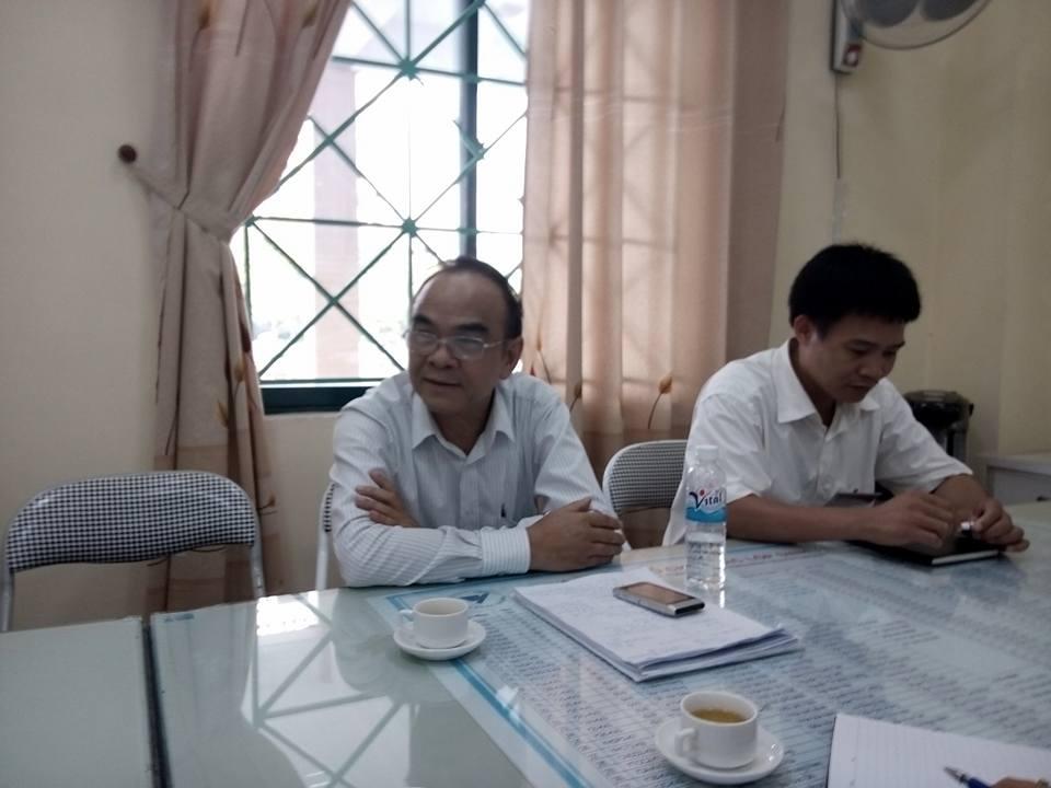 Giám thị Thái Bình lên tiếng phân trần việc ký nhầm vào bài thi 1