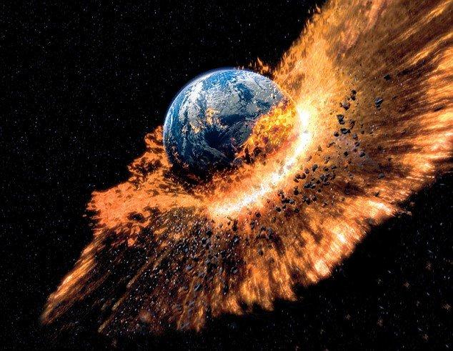 Giới khoa học dự đoán thời gian Trái Đất nổ tung? 1