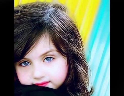 Lặng ngắm đôi mắt hút hồn của những thiên thần Ả Rập 2