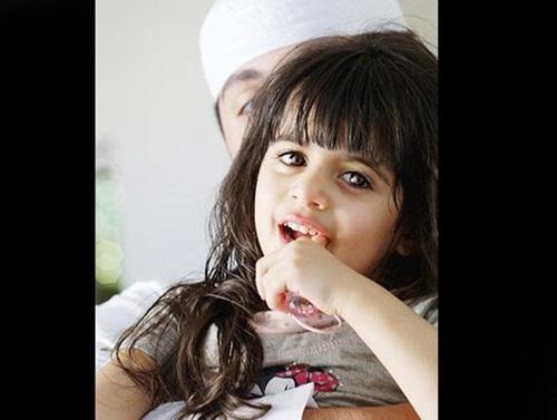 Lặng ngắm đôi mắt hút hồn của những thiên thần Ả Rập 11