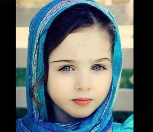 Lặng ngắm đôi mắt hút hồn của những thiên thần Ả Rập 5