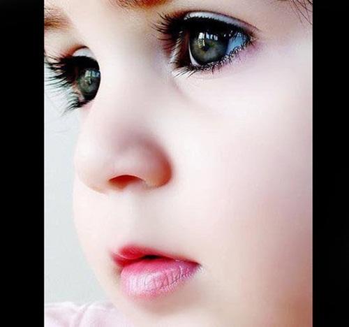 Lặng ngắm đôi mắt hút hồn của những thiên thần Ả Rập 1