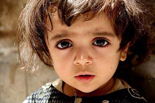 Lặng ngắm đôi mắt hút hồn của những thiên thần Ả Rập 10