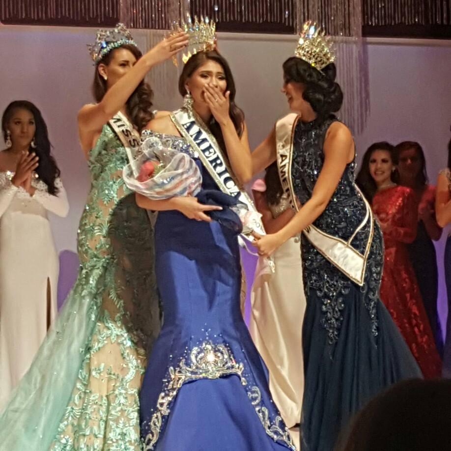 Người đẹp 19 tuổi đăng quang Hoa hậu Mỹ 2015 2