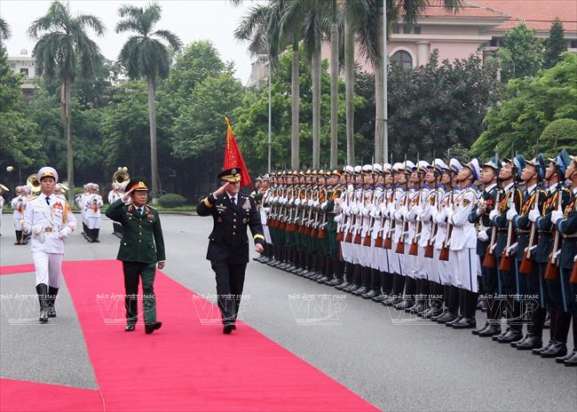 Những cột mốc lịch sử 20 năm quan hệ Việt-Mỹ 5