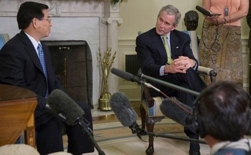Những cột mốc lịch sử 20 năm quan hệ Việt-Mỹ 4