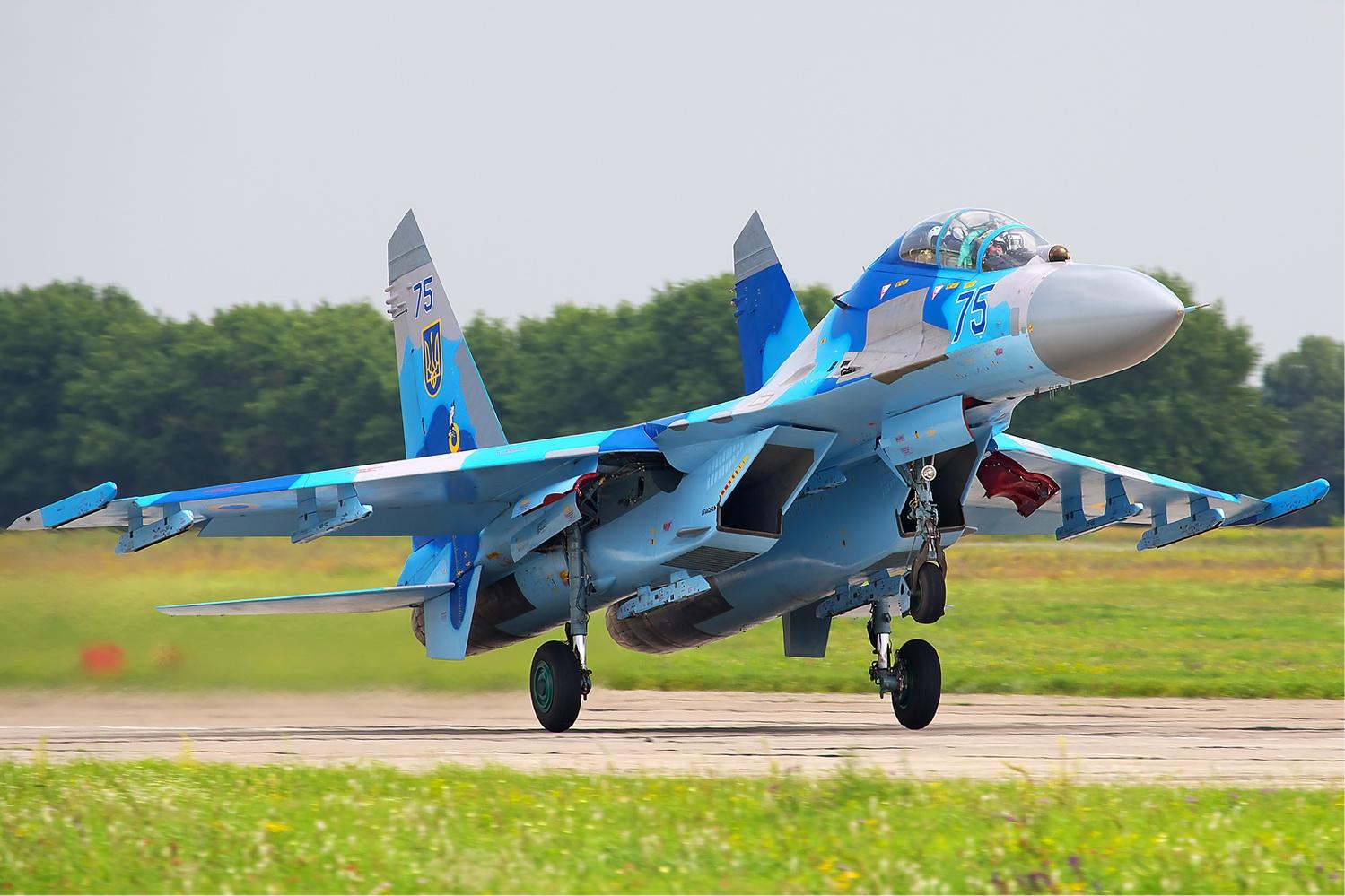 Video: Điểm danh 5 chiến đấu cơ nguy hiểm nhất của Nga trên báo Mỹ 1