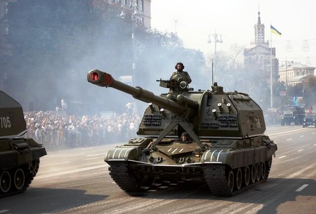 Những pháo tự hành uy lực nhất hiện nay 1
