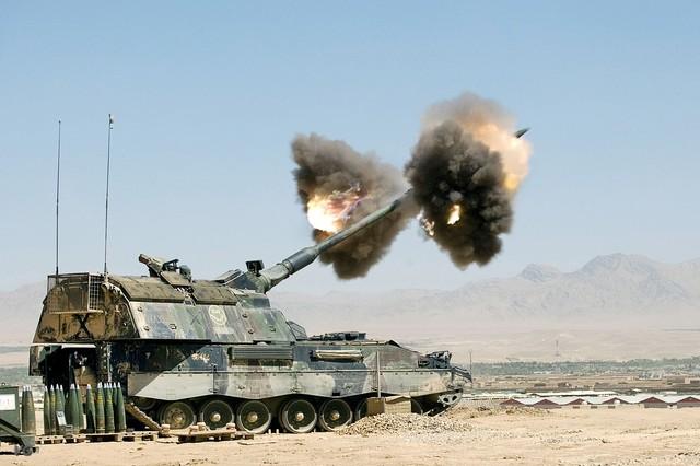 Những pháo tự hành uy lực nhất hiện nay 3