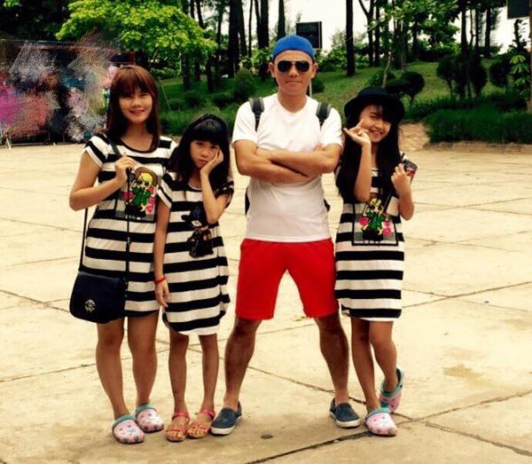Facebook sao Việt: Tuấn Hưng giản dị đi từ thiện, Thu Minh khoe nhẫn siêu bự 11
