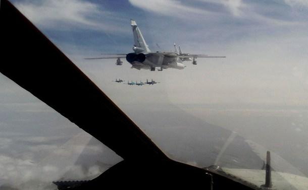 Máy bay ném bom Nga rơi vỡ ở Thái Bình Dương, hai phi công thiệt mạng 1