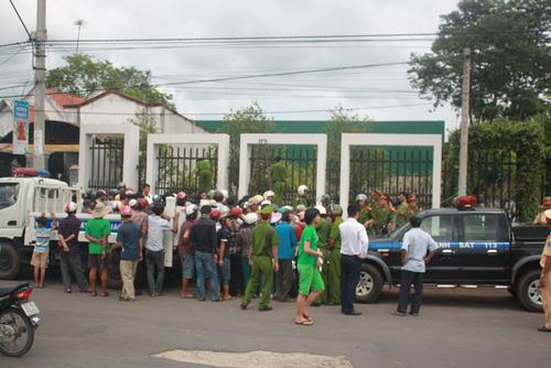 Vụ án mạng nghiêm trọng ở Bình Phước: Triệu tập đối tượng nghi vấn 1