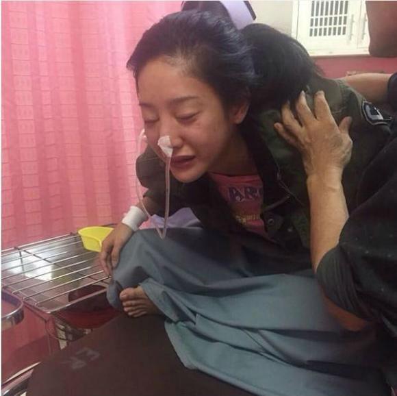 Nữ diễn viên xinh đẹp tự tử vì tình gây xôn xao làng giải trí Thái Lan 1