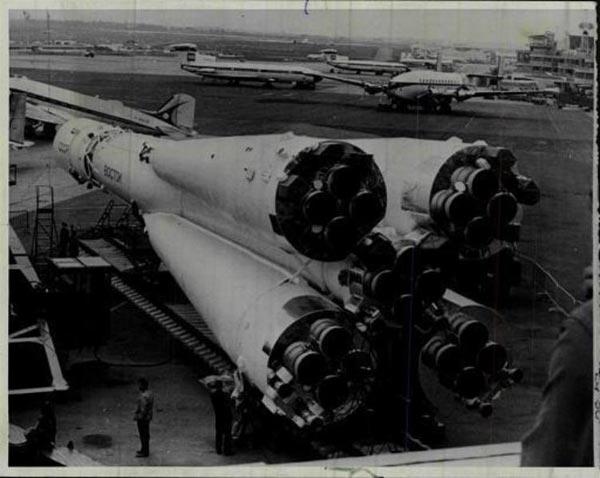 Tên lửa đạn đạo liên lục địa đầu tiên trên thế giới ra đời như thế nào? 1