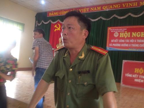 Thông tin chính thức vụ thảm sát 6 người ở Bình Phước 1