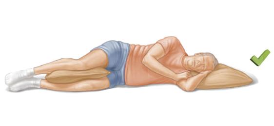 Tư thế ngủ như thế nào là tốt nhất cho sức khoẻ của bạn? 2
