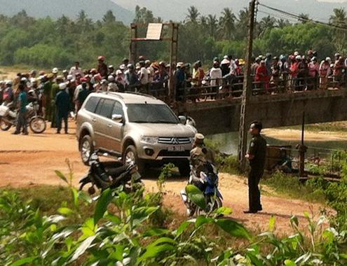 Bí thư huyện ở Bình Định và cô gái chết trong ô tô: do ngạt khí gas 1