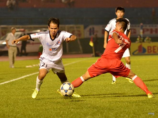 Những cặp đấu đáng chú ý ở vòng 15 V-League 2015 2