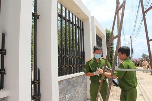 Trọng án ở Bình Phước: Có cuộc điện thoại lúc rạng sáng từ nhà nạn nhân 1