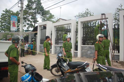 Nhiễu thông tin vụ án thảm sát 6 người ở Bình Phước 1