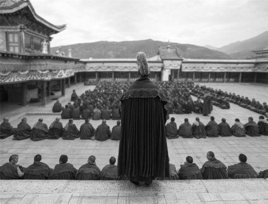 Chùm ảnh Phật tử hành hương đến Tây Tạng linh thiêng 10