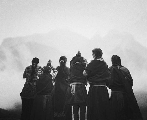 Chùm ảnh Phật tử hành hương đến Tây Tạng linh thiêng 11