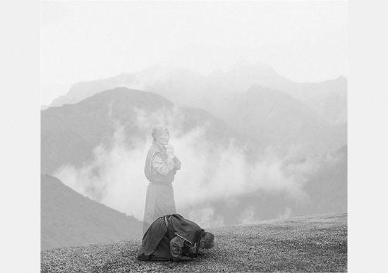 Chùm ảnh Phật tử hành hương đến Tây Tạng linh thiêng 2