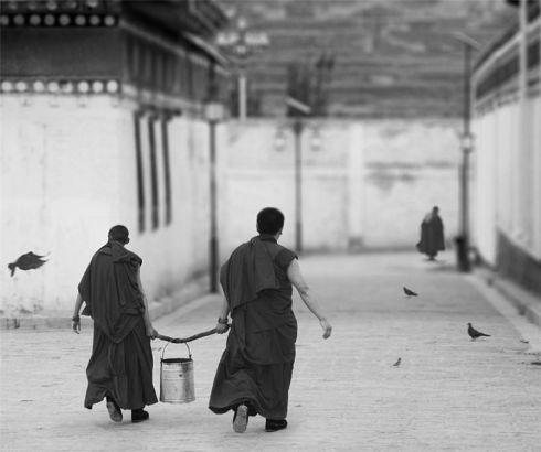 Chùm ảnh Phật tử hành hương đến Tây Tạng linh thiêng 5