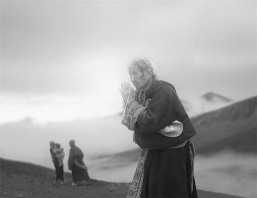 Chùm ảnh Phật tử hành hương đến Tây Tạng linh thiêng 7