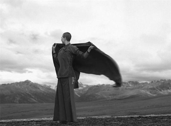 Chùm ảnh Phật tử hành hương đến Tây Tạng linh thiêng 9