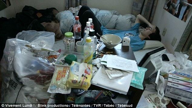 Gần 1 triệu đàn ông Nhật Bản mắc phải chứng