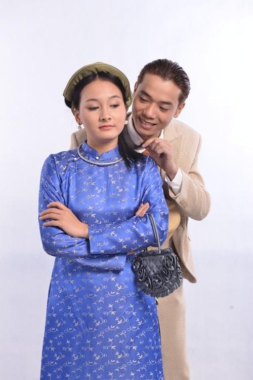 Nữ diễn viên có ngoại hình vừa giống Kim Hiền vừa giống Lan Phương 5