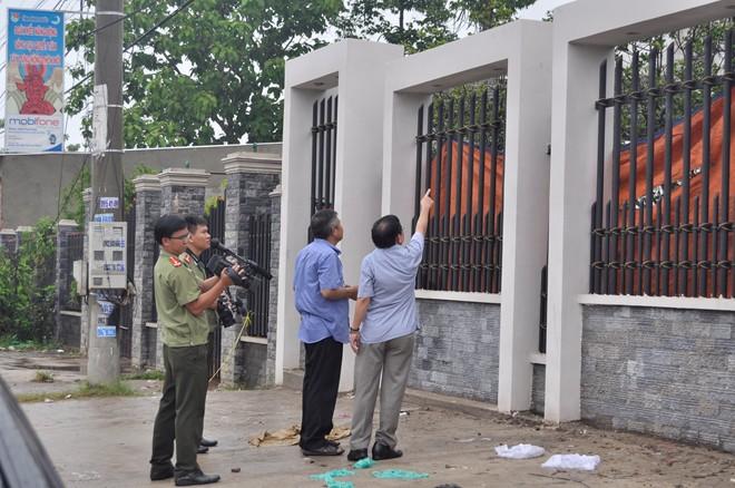 Phát hiện thêm nhiều dấu vết trong vụ án mạng ở Bình Phước 1