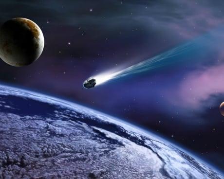 Vệt sáng lạ ở Hà Tĩnh: Khả năng là vụ nổ thiên thạch 3