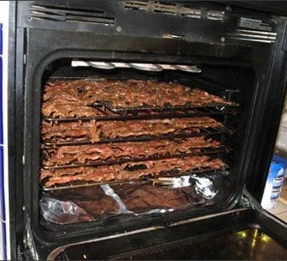 Hình ảnh Cách làm thịt bò khô nguyên chất thơm ngon đúng điệu số 5