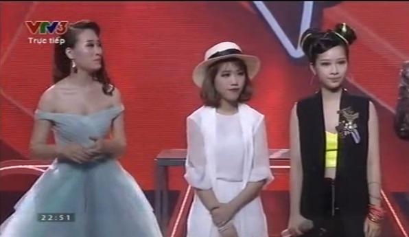 Giọng hát Việt 2015 liveshow 1: Vợ nhạc sĩ Phan Nhân xúc động trước tình cảm của thí sinh 3