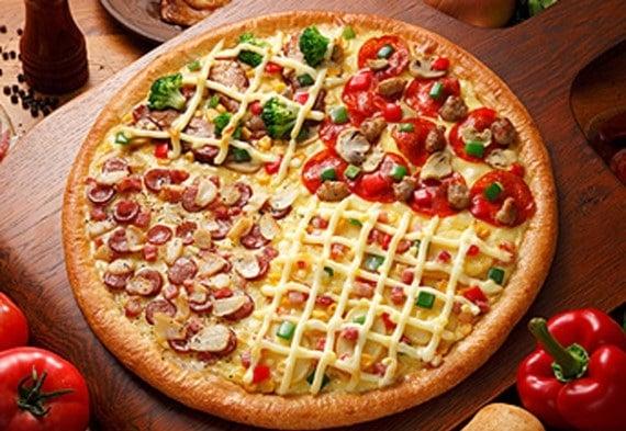 Hình ảnh Cách làm bánh pizza đơn giản mà hẫp dẫn hơn ngoài tiệm số 5