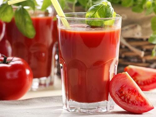 Cách làm sinh tố cà chua để giảm cân nhanh nhất tại nhà  1