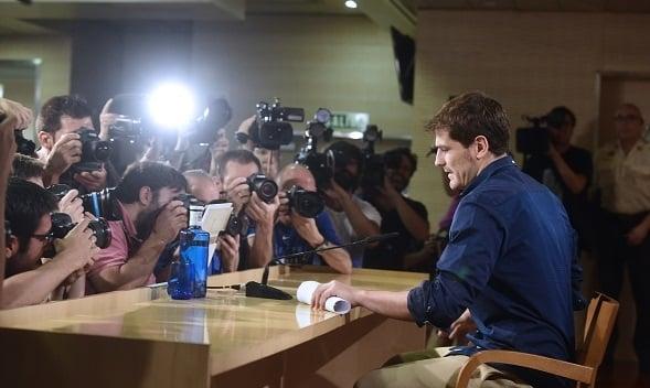 Mẹ Iker Casillas công khai xin lỗi CLB Porto 1