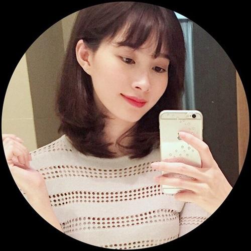 Hoa hậu Đặng Thu Thảo khác lạ với kiểu tóc mới 1