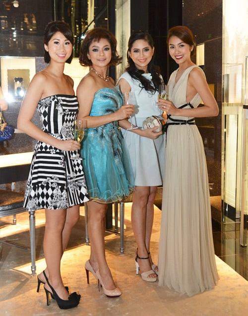 Những cặp mẹ chồng - nàng dâu nổi tiếng bậc nhất showbiz Việt 2