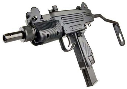 Top 10 khẩu súng uy lực nhất thế giới 8