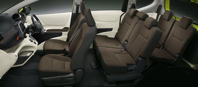 Toyota ra mẫu xe 7 chỗ giá 304 triệu đồng 4