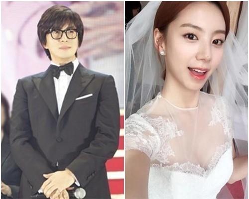 Bae Yong Joon bác tin đồn ngày cưới vào 27/7 1