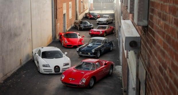 Choáng ngợp bộ 23 chiếc xe 1,4 nghìn tỉ của đại gia bí ẩn 1