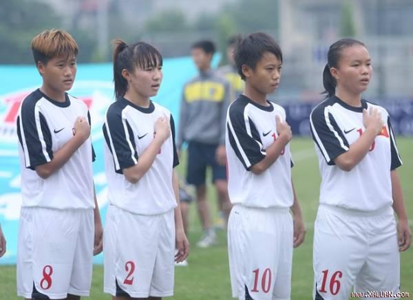 VFF hỗ trợ tuyển thủ U19 nữ Việt Nam chữa bệnh hiểm nghèo 1