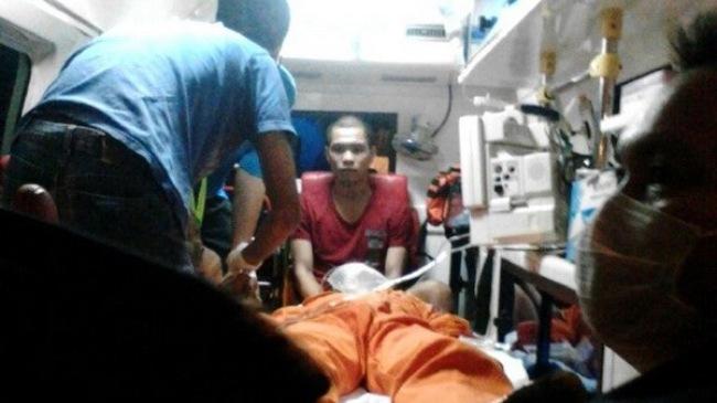 Vụ ba thuyền viên thiệt mạng trên tàu Malaysia qua lời kể của nạn nhân sống sót 1