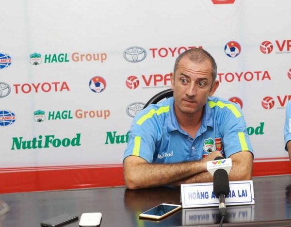 HLV Graechen nói gì sau trận thua thảm QNK Quảng Nam? 1