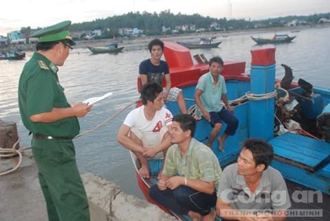 Vụ tàu Trung Quốc đâm chìm tàu cá VN ở Hoàng Sa: Lời kể của ngư dân 1