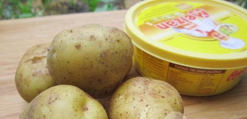 Cách làm khoai tây chiên giòn thơm ngậy như ngoài tiệm 2